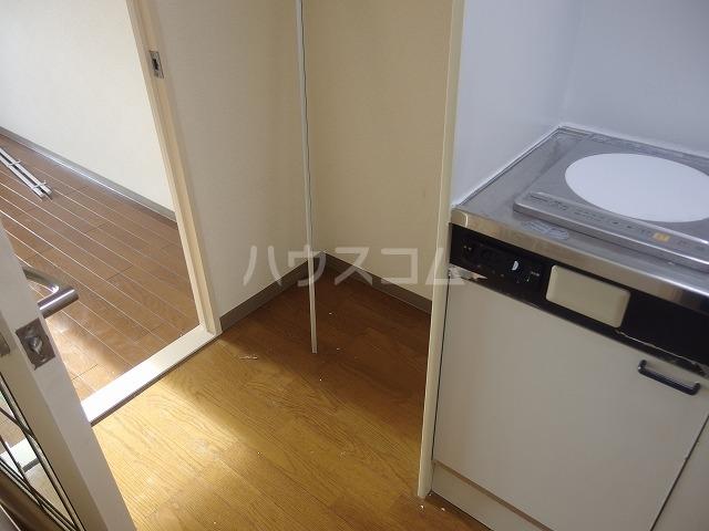 ヴィラ・フェレイロ 301号室のキッチン