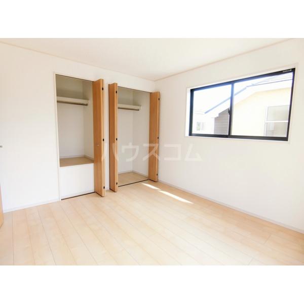 武蔵の杜 3号棟の居室