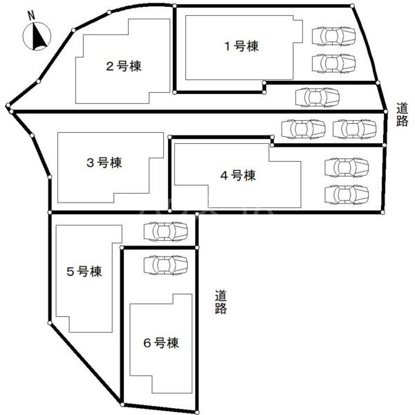 武蔵の杜 3号棟のその他