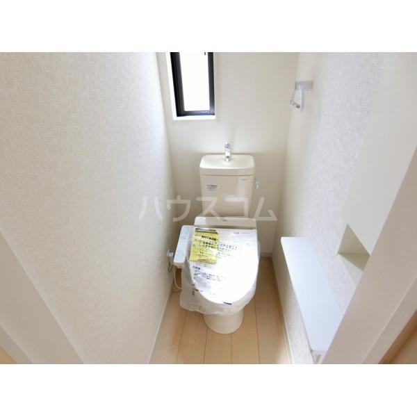 武蔵の杜 3号棟のトイレ