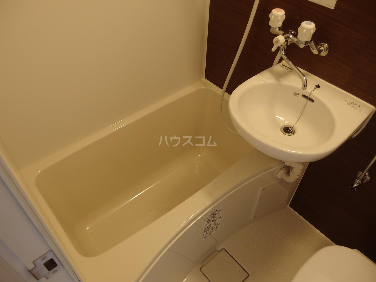 永山CSビル 301号室の風呂