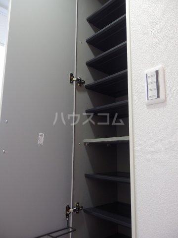 永山CSビル 301号室の収納