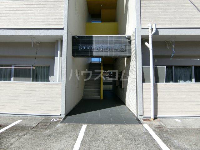 第1岐南ビル 1A号室のエントランス