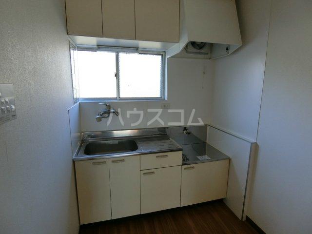 第1岐南ビル 1A号室のキッチン
