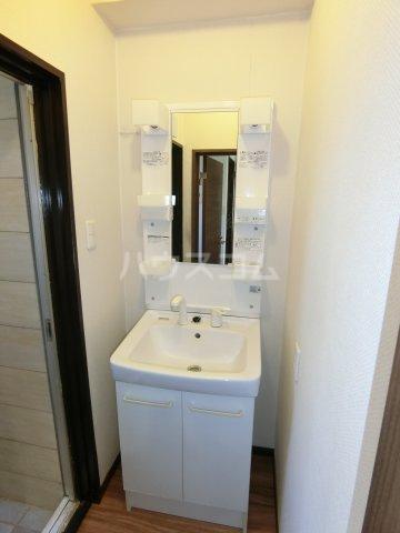 第1岐南ビル 1A号室の洗面所