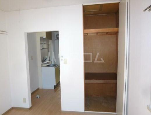 アルモA棟 105号室の収納