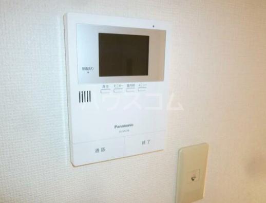 アルモA棟 105号室のセキュリティ
