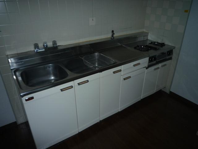 サンライン岐阜コーポ 402号室のキッチン