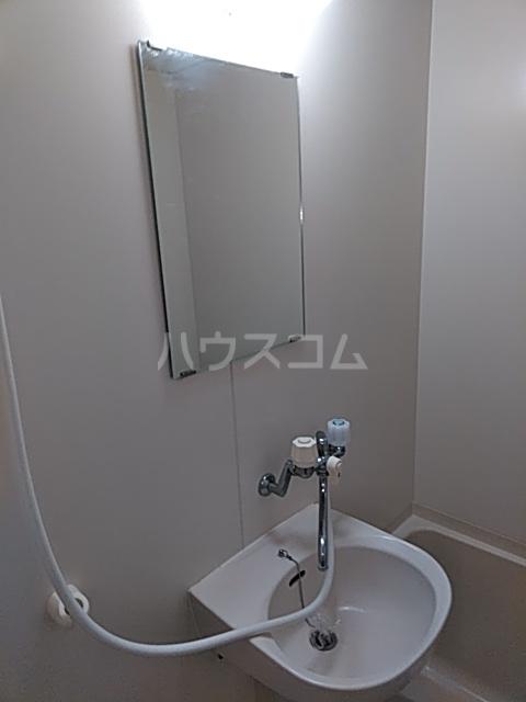 ヴィラコンテッサ原 205号室の洗面所