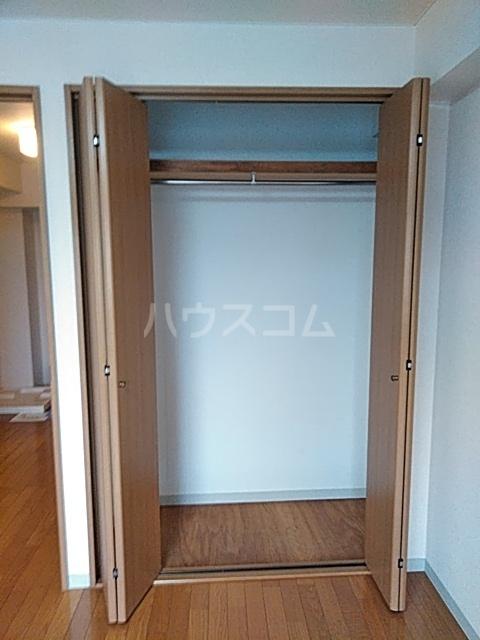 ヴィラコンテッサ原 205号室の収納