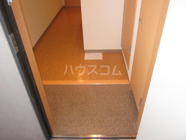 I's Villa Annex 205号室の玄関