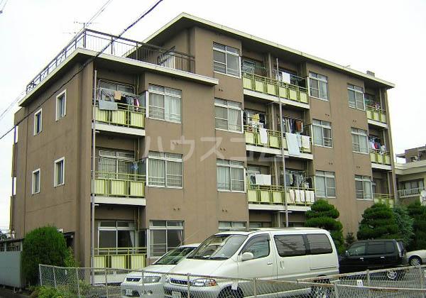 竹市ビル 301号室の外観