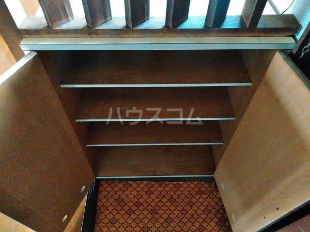 纐纈ビル 302号室の設備