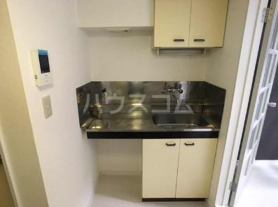 リコリスB 122号室のキッチン