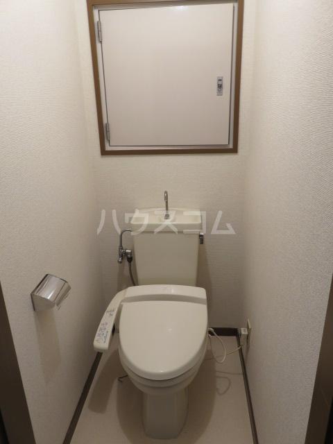 パークサイド城北 203号室のトイレ