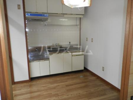 ハイム辻A 102号室のキッチン
