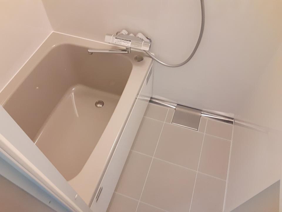 武田デンタルビル 201号室の風呂