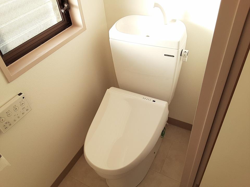 武田デンタルビル 201号室のトイレ
