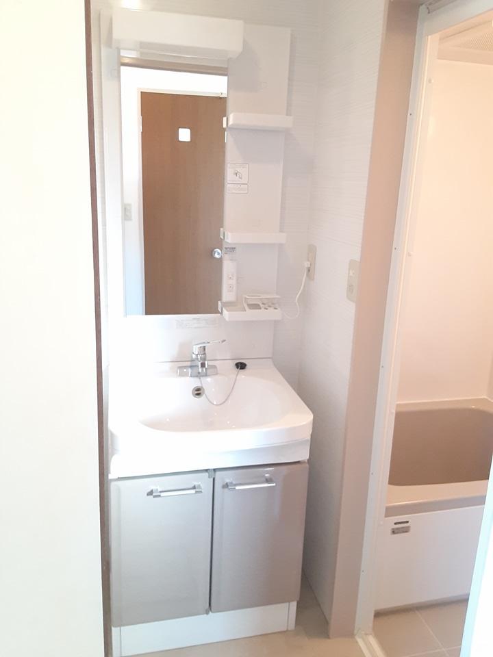武田デンタルビル 201号室の収納
