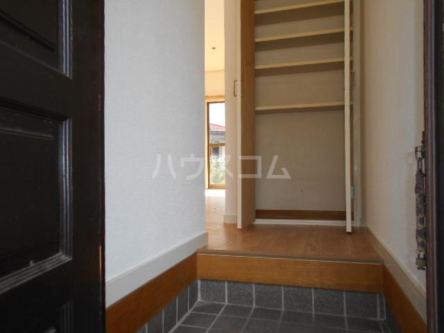 メゾネット香林Ⅱの庭