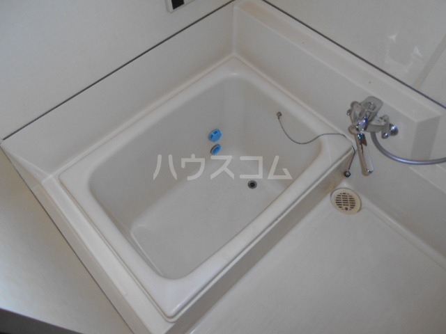 メゾネット香林Ⅱの風呂