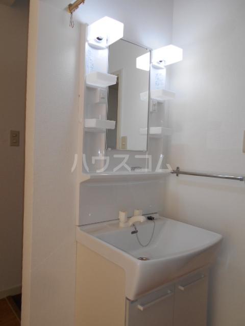 メゾネット香林Ⅱの洗面所