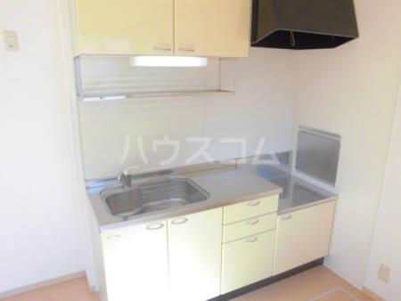 セジュールきよしA 101号室のキッチン