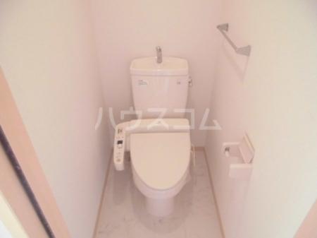 セジュールきよしA 101号室のトイレ
