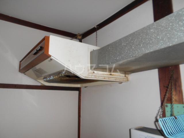 下田アパート 6号室のキッチン