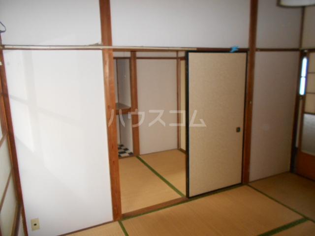 下田アパート 6号室の居室