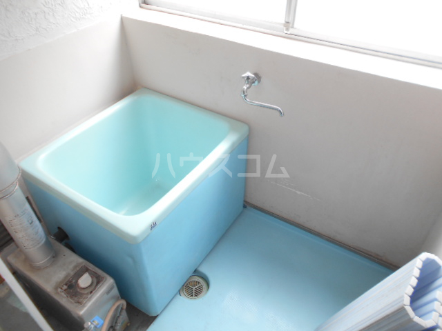 下田アパート 6号室の風呂