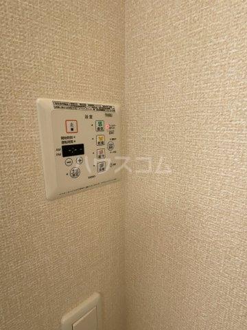 サンフローラ 101号室の設備
