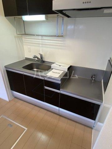 サンフローラ 101号室のキッチン