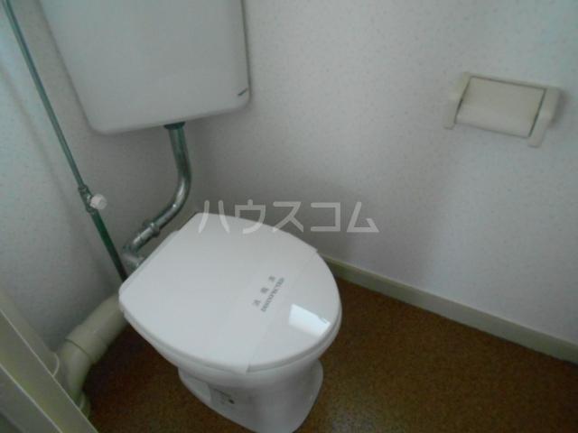 浜野ハイツ 303号室のトイレ
