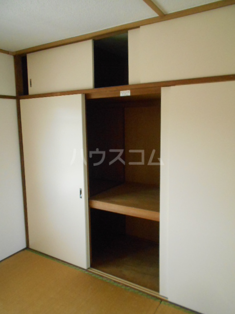 浜野ハイツ 303号室の収納
