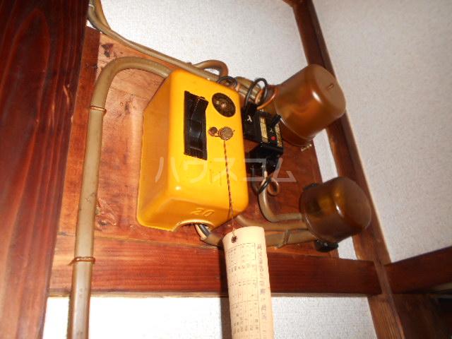 下田アパート 5号室の設備