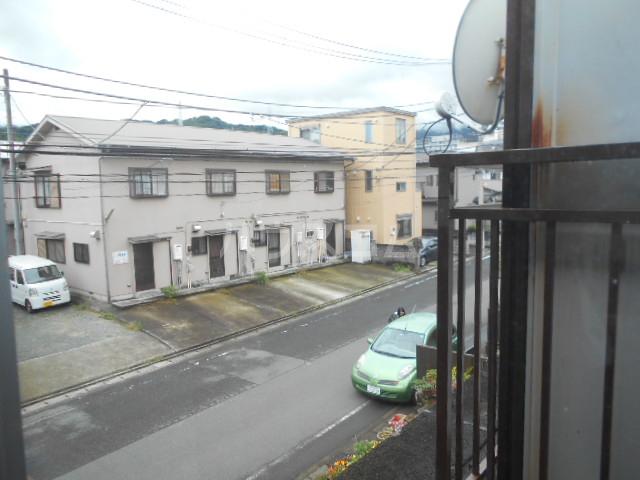 下田アパート 5号室の景色