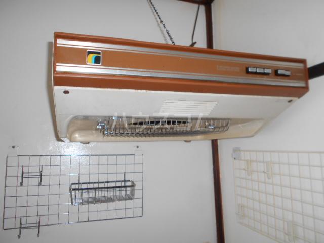 下田アパート 5号室のキッチン