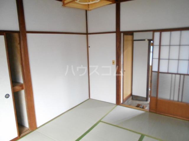 下田アパート 5号室のリビング