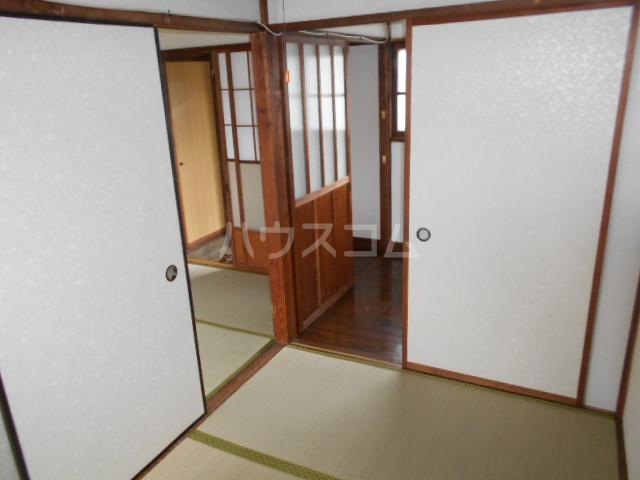 下田アパート 5号室の居室
