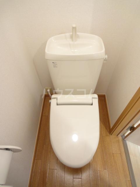 プラシード・Ⅱ 02030号室のトイレ