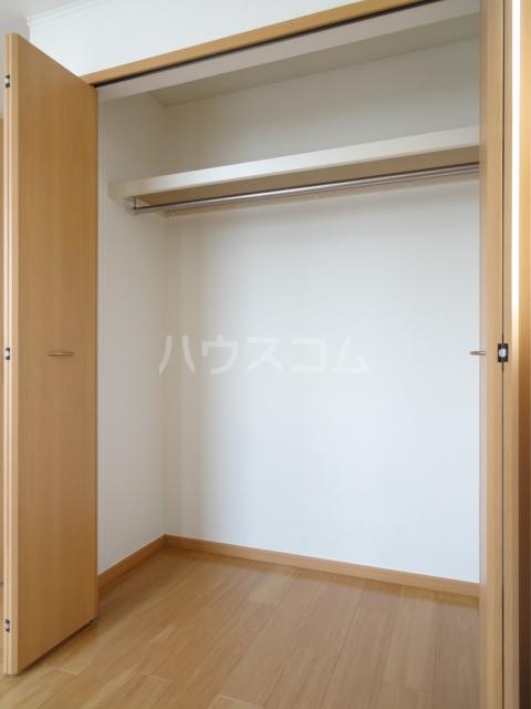 プラシード・Ⅱ 02030号室の収納