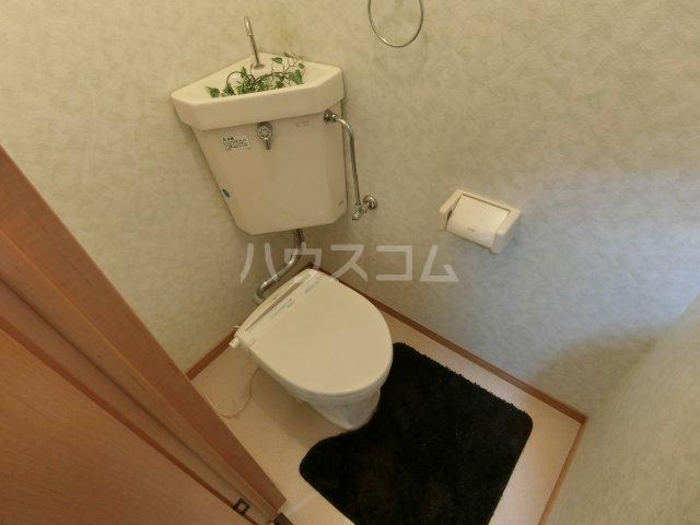 加藤ビルⅠ 502号室のトイレ