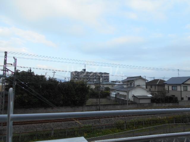 池田ハイツA 206号室の景色