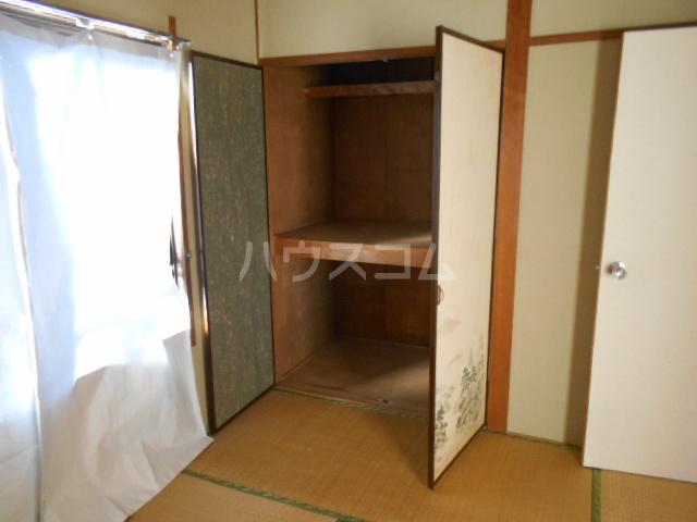 コシミズマンション 302号室の収納