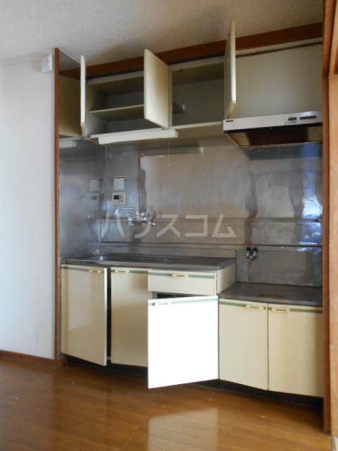 コシミズマンション 302号室のキッチン