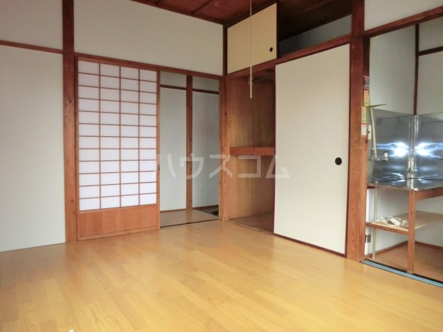今井荘 3号室の居室