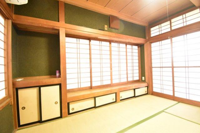 下赤坂戸建ての居室