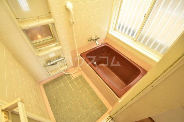 下赤坂戸建ての風呂