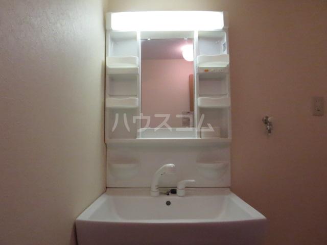 アンドウビル 205号室の洗面所